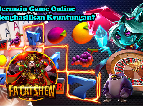Bermain Game Online Bisa Menghasilkan Keuntungan?