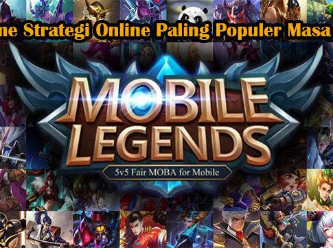 Game Strategi Online Paling Populer Masa Kini